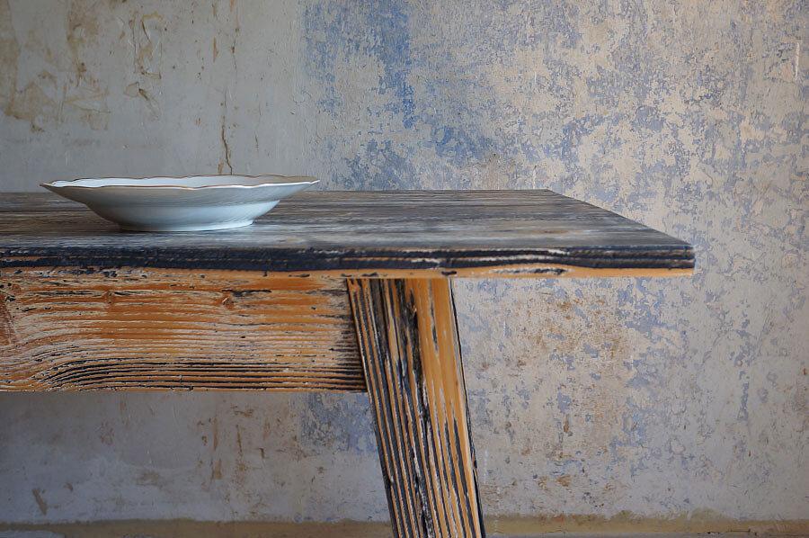 Solenn Design Tisch Knorke 01 FB253 Zarg